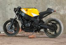 Yamaha FZR600 Custom