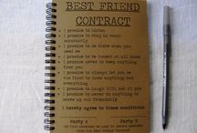 Friend journal