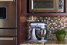Kitchen ideas / by Melissa Coburn