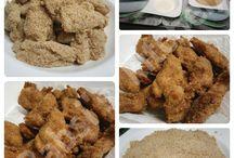 Herzhafte Snacks & Fingerfood