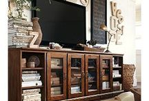 family room / by Kelly Sevier