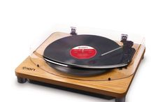 Gramofon i vinyl