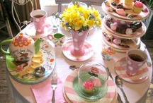 Tea Party for Emily / by Lesley Estes