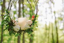 Woodland Wedding / Woodland wedding inspiration and ideas to help you style the perfect wedding. / by Elli