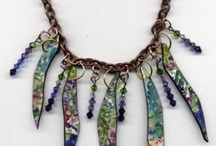 Hand painted jewelry