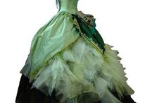 Esküvőre színes ruha
