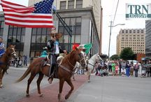 Fiestas Patrias parade / Cultural parade displaying Hispanic Heritage. / by Times Record News