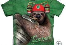 Humoros, vicces pólók. / Kiválló minőségű The Mountain pólók az USA-ból.