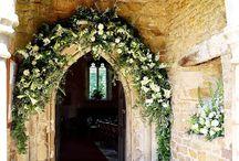 Church arch