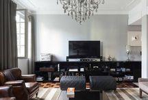 Salas/ Living Rooms