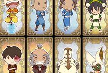 Avatar characters