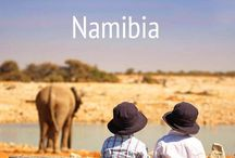 Home... Namibia