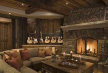 Living room/foyers / by Alyssa King