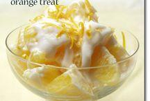 Orange LEAP Recipes
