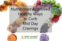 #Nutritionist Approved #Healthy Ways to Curb #MidDay #Cravings