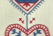 Brodera Svenskt / Embroidery Swedish
