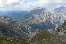 Picos de Europa / The Picos de Europa in Northern Spain