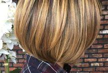 bob sort of hair