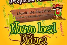 Inauguraciones DToluca / Fiesta en el mejor restaurante bar mexicano de Cali, y ahora en #Palmira
