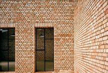 Brick / Brick architecture we like.