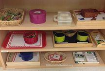 Montessori School Inspiration / Ideas and Inspiration from Montessori schools around the world.