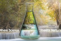 Science & Nature / Science working in harmony with nature for sustainable and effective natural beauty products