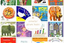 Literacy - Book Collections / by Octavia and Vicky