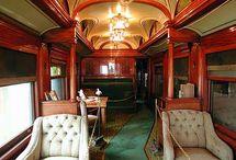 inside views of trains