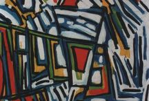 More paintings by James Jonker / Abstract Paintings
