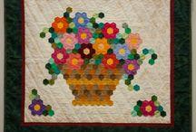 patchwork - hexagony