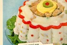 Vintage Food Horrors