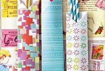 悩む…折り紙の使い道