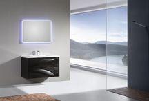 Meuble de salle de bain 80 cm