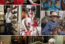 Older stylish women