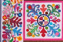 Quilts - appliqué / by Cindy Peterson