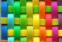 Something colourful