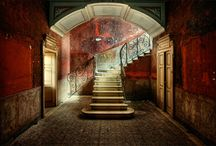 Abandoned Beauty / by Mary 'Cribbs' Lowther