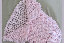 crochet and knit baby