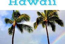Hawaii Travel Paradise / All about Hawaii travel. Beaches, islands, hiking, food.