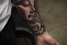 Buddha tatoo