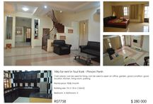 Villa for rent in Toul Kork - Phnom Penh / List all available Villa for rent in toul Kork - Phnom Penh