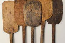 Wood Tools & Utensils