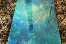 Epoxy Art / Epoxy Art Experiments  please let me know what you think For Sale