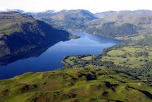 Ullswater and Penrith / My ideal place. / by Janet Linda Ellicott