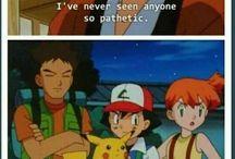Yes, I like Pokémon.