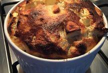 Appelbroodpudding