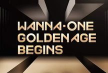 Wanna-One Golden Age / WannaOne Golden Age Begins   ~It's not the beginning of the end It's the beginning of the Golden Age~  < 2018 WannaOne Golden Age Begins >