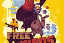 Graham Erwin's Free Birds
