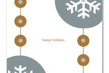 Holiday Collection / Beautiful holiday cards to share with friends and family.