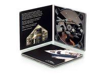 Opakowania drukowane / Opakowania kartonowe do płyt DVD, CD - digipack, koperty, unipacki.